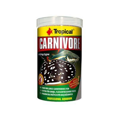 Tropical Carnivore Tablet Yem 250 Ad.