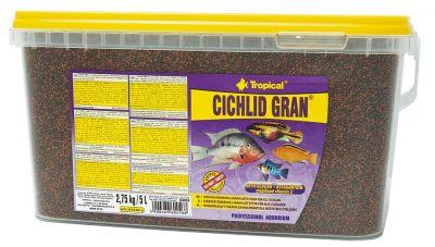 Tropical Cichlid Gran 10 Lt / 5500 Gram