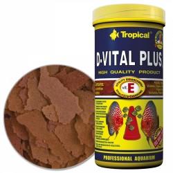 Tropical - Tropical D-Vital Plus Discus Flake Pul Yem 100 Gr.