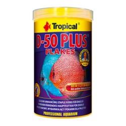 Tropical - Tropical Discus D-50 Plus Pul Yem 100 Gr.