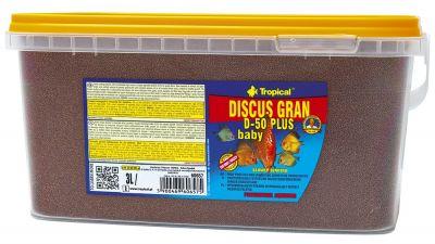 Tropical Discus Gran D-50 Plus Baby 100 Gr