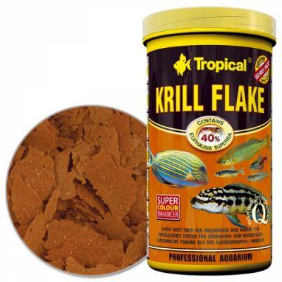 Tropical Krill Flake Pul Yem 100 Gr.