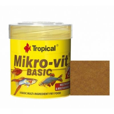 Tropical Mikrovit Basic 50 ML