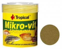 Tropical - ​Tropical Mikrovit Spirulina 50 ML