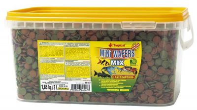Tropical Mini Wafers Mix 5 Lt Kova