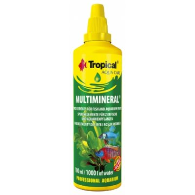 Tropical Multimineral 100ml