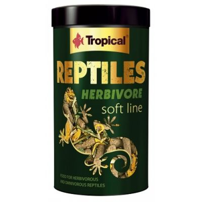 Tropical Reptiles Herbivore Soft 1000 ML