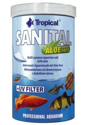 Tropical Sanital Aloe Vera Akvaryum Tuzu 100 Gr.