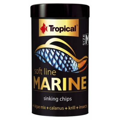 Tropical Soft Line Marine Size M 250 ML