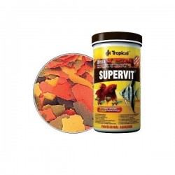 Tropical - Tropical Supervit Basic Pul Yem 100 Gr.