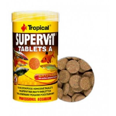 ​Tropical Supervit Tablets A 100 Adet