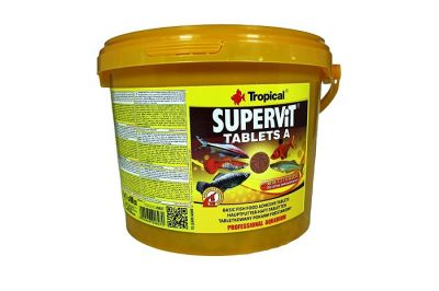 Tropical Supervit Tablets A 4500 Adet Kova