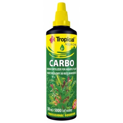Tropical Tropi Carbon Bitkiler İçin Karbon 100 ML