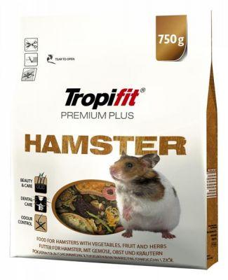 Tropifit Premium Plus Hamster Yemi 750 Gr
