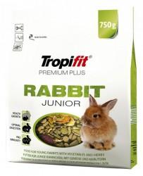 Tropifit - Tropifit Premium Plus Yavru Tavşan Yemi 750 Gram