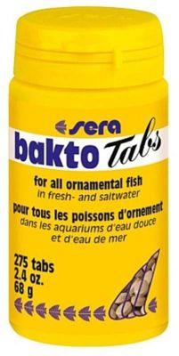 Sera Bakto Tabs 100ml / 275 adet