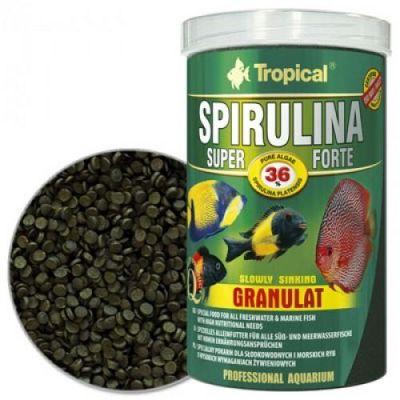 Tropical Super Spirulina Forte Granulat 100 Gr.