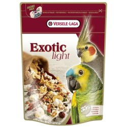Versele Laga - Versele Laga Exotic Light Papağan Yemi 750gr