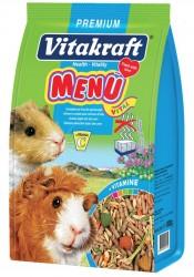 Vitakraft - Vitakraft Menü Vital Premium Ginepig Yemi 5x1000Gr.