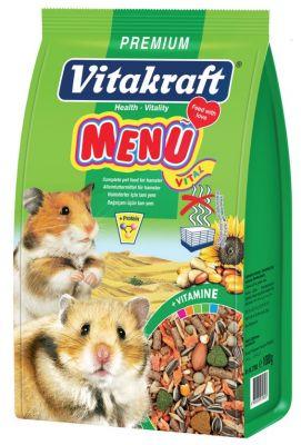 Vitakraft Menü Vital Premium Hamster Yemi 1000 Gr.