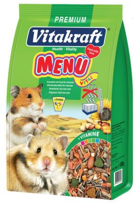 Vitakraft Menü Vital Premium Hamster Yemi 5x1000 Gr.