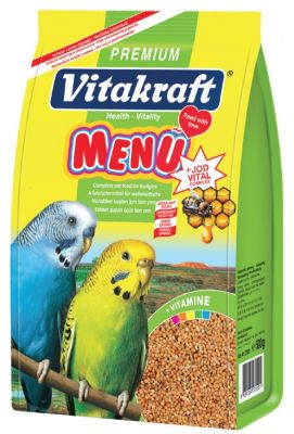 Vitakraft Premium Muhabbet Kuşu Yemi 12x500 Gr.