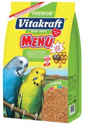 Vitakraft Premium Muhabbet Yemi 5x1000 Gr.