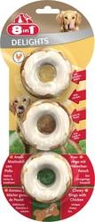 8in1 - 8in1 Delight Rings Tavuklu Köpek Ödülü