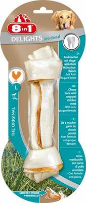 8in1 Delights Pro Dental L Köpek Çiğneme Kemiği