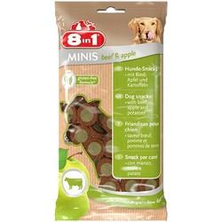8in1 - 8in1 Minis Beef Apple Köpek Ödülü 100 Gram