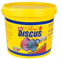 Ahm Marin - Ahm Discus Granulat Balık Yemi 4 Kg / Kova