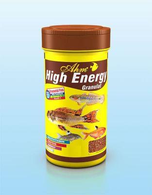 Ahm Marin High Energy Granulat Yem 100 Gram