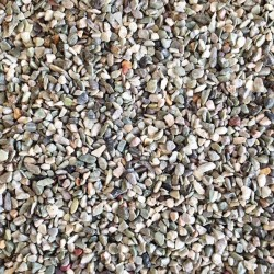 Aqua Deco - Aquadeco Aquarium Gravels 4-6 mm 25 Kg. Kum