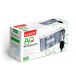 Aquawing - Aquawing AQF-500 Akvaryum Slim Şelale Filtresi Uzun 5w/500 Lt