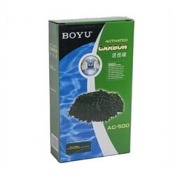 Boyu - Boyu AC-500 Aktif Karbon 500 Gram