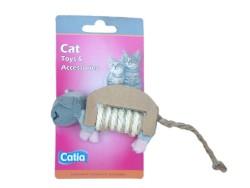 Catia - Catia Kraft Gri Fare 10x6 cm