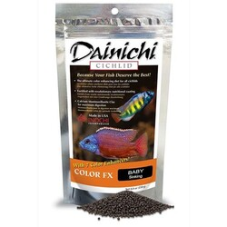 Dainichi - Dainichi Cichlid Color Fx 1mm 100 Gr.