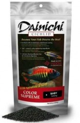 Dainichi - Dainichi Cichlid Color Supreme Small 3mm 100 Gram