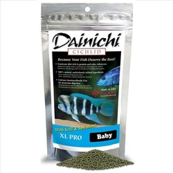 Dainichi - Dainichi Cichlid XL Pro Baby 1mm 100 Gram