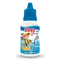 Deep - Deep Fix Anti Clor Klor Giderici 50 ML