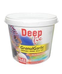 Deep - Deep Fix Granul Garlic Sarımsaklı Balık Yemi 3000 Gram