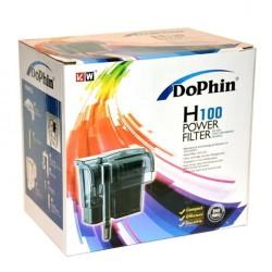 Dophin - Dophin H100 Askı Şelale Filtre 350 L/H