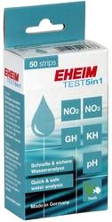 Eheim - Eheim Test 5 in 1 50 Ölçüm Akvaryum Su Testi