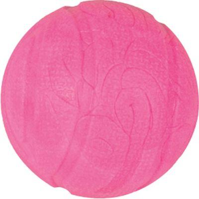 Flamingo Dina Gül Kokulu Top Köpek Oyuncağı 7cm