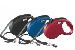 Flexi - Flexi New Classic 3 Mt Şerit Tasma XSmall Mavi