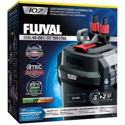 Fluval - Fluval 107 Akvaryum Dış Filtre 550 L/H Dolu