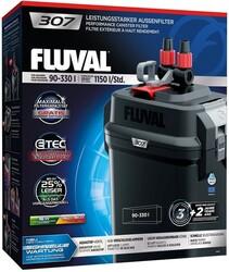 Fluval - Fluval 307 Akvaryum Dış Filtre 1150 L/H Dolu