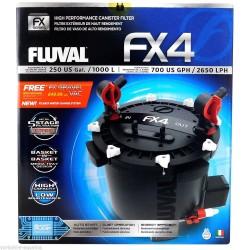 Fluval - Fluval FX4 Akvaryum Dış Filtre 2650Lt/Saat