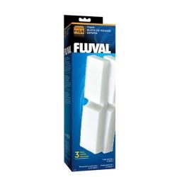 Fluval - Fluval FX5 – FX6 Filtre Süngeri 3'lü