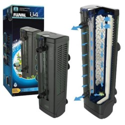 Fluval - Fluval U4 Akvaryum İç Filtre 1000 Lt/S